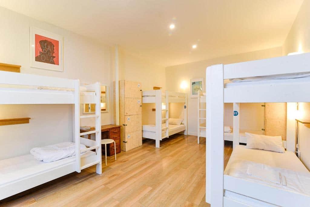 SLO Living Hostel, auberge de jeunesse à Lyon.