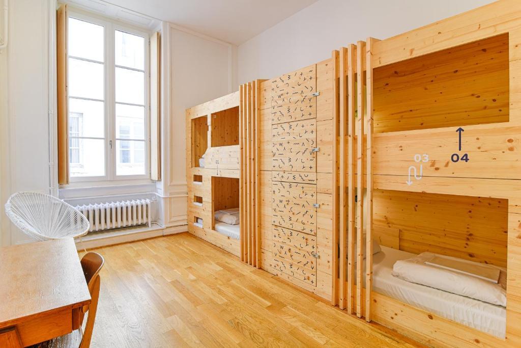 Away Hostel, auberge de jeunesse à Lyon.