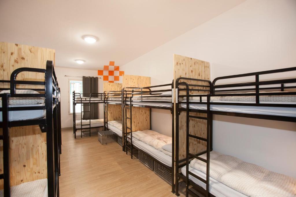 Le Flaneur Guesthouse, auberge de jeunesse à Lyon.