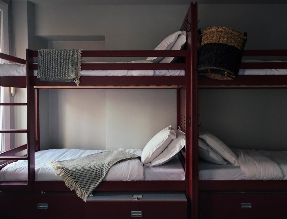 Ho36 Hostel, auberge de jeunesse à Lyon.
