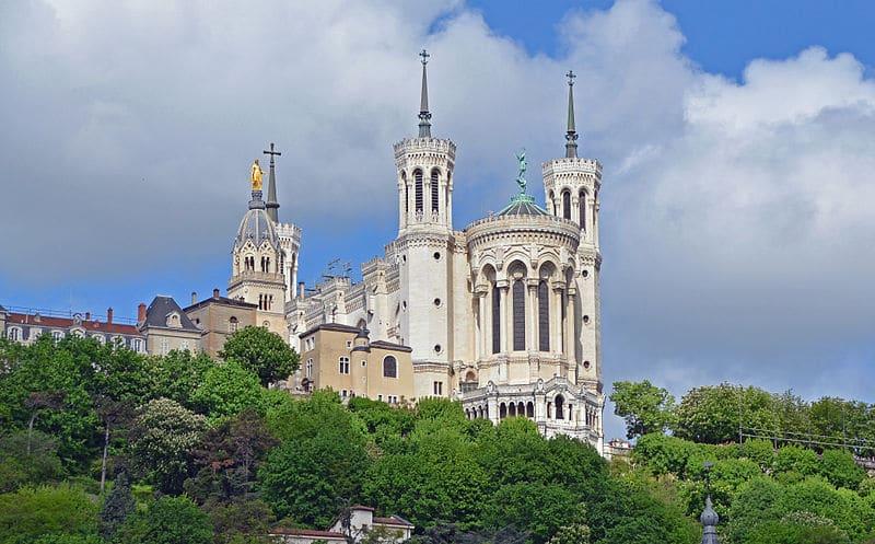 Basilique de Fourvière : Monument emblématique de Lyon - Photo de Clément Bardot