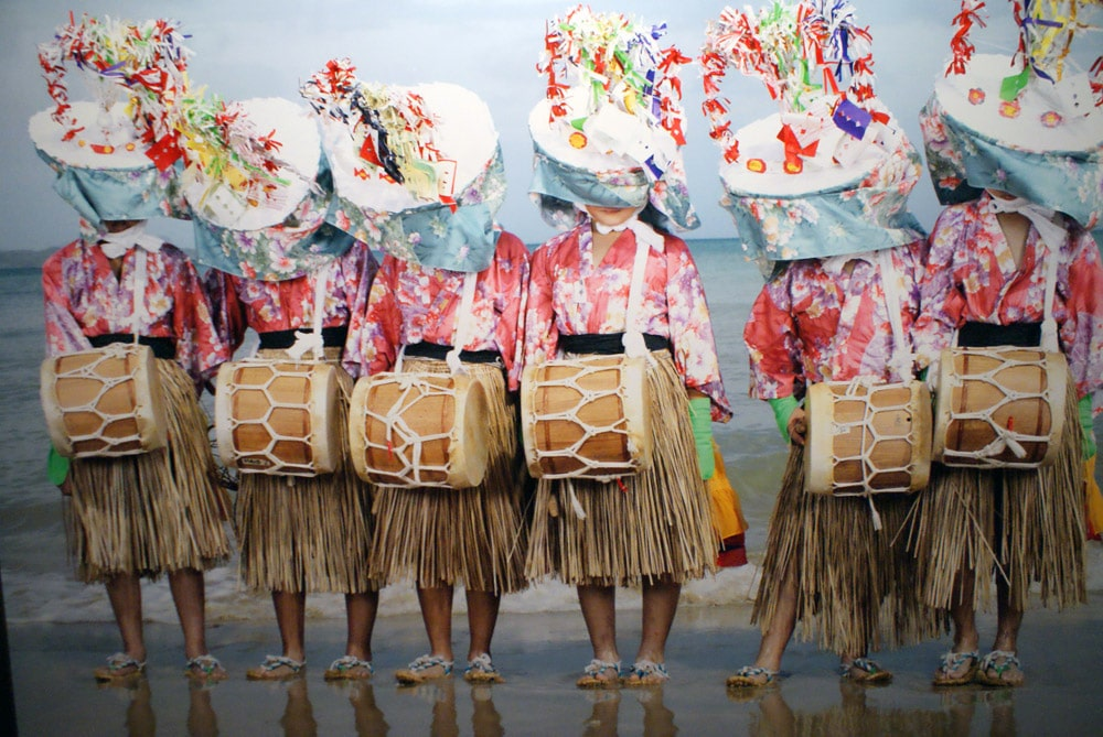 Expo sur le Japon dans le Musée de la Confluence à Lyon.