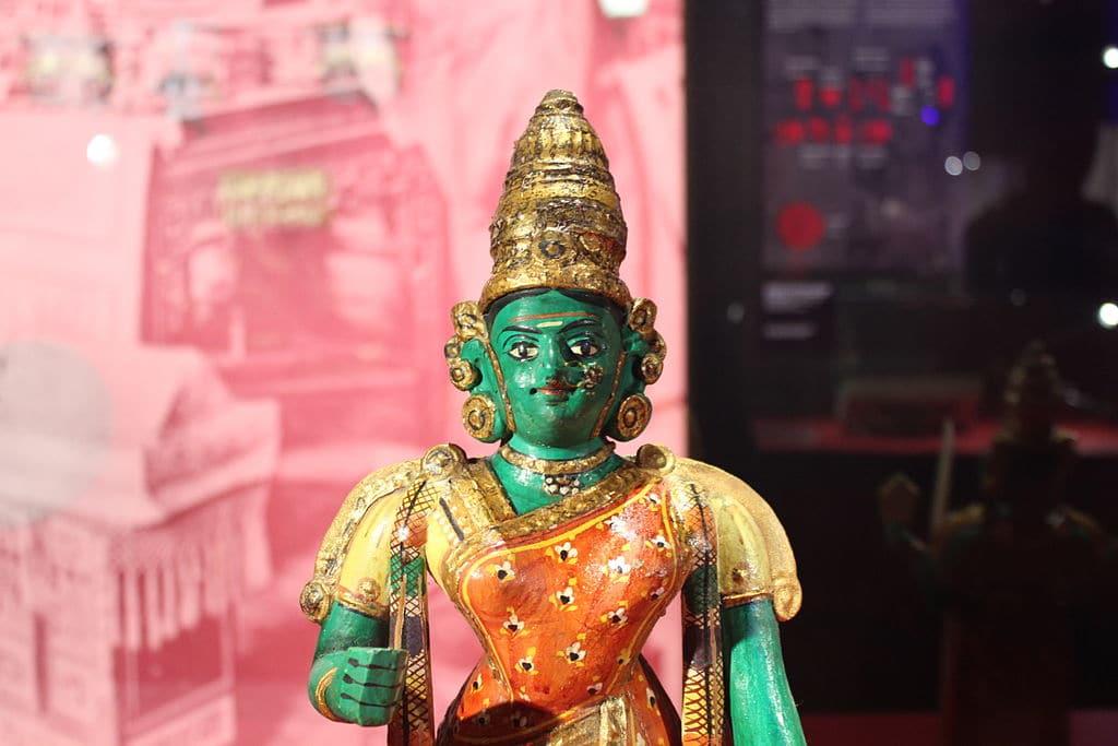 Dans le Musée de la Confluence à Lyon - Photo de Xavier Caré / Wikimedia Commons CC BY SA
