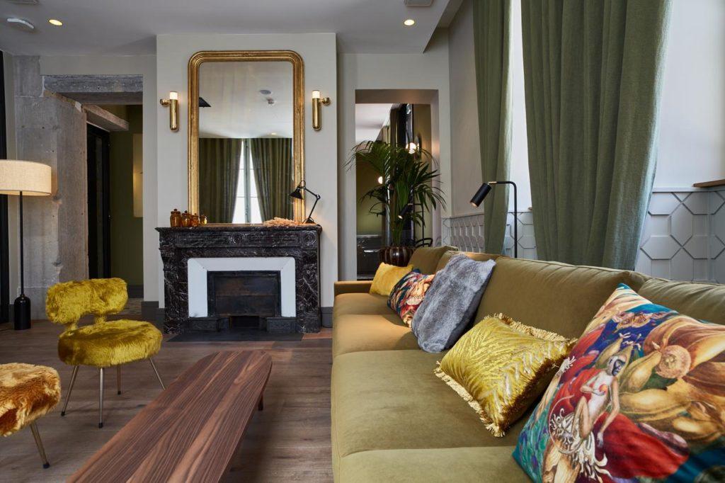 Superbe adresse : Hotel de l'Abbaye, élégance et luxe à Lyon.