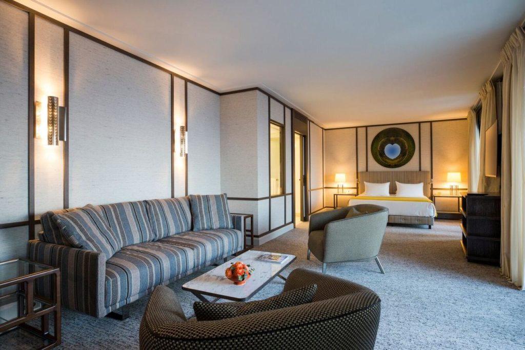 Villa Maïa à Lyon : Hotel de luxe sur les hauteurs de la ville.