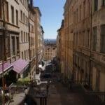 Quartier des Terreaux et des pentes à Lyon : Arty, animée et secret