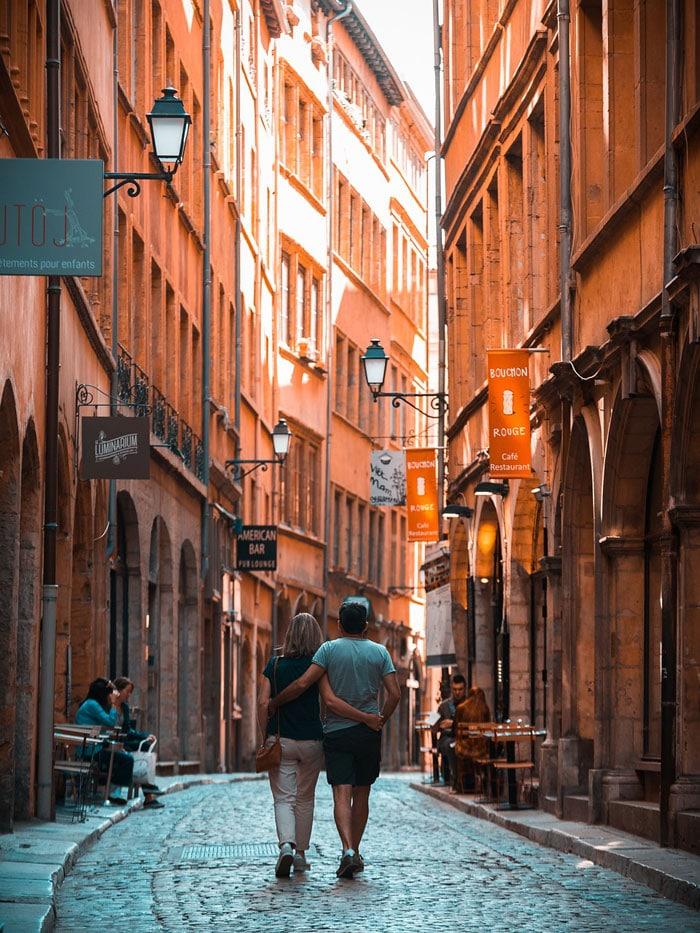 Quartiers de Saint Jean (Vieux Lyon) : L'incontournable centre historique Renaissance