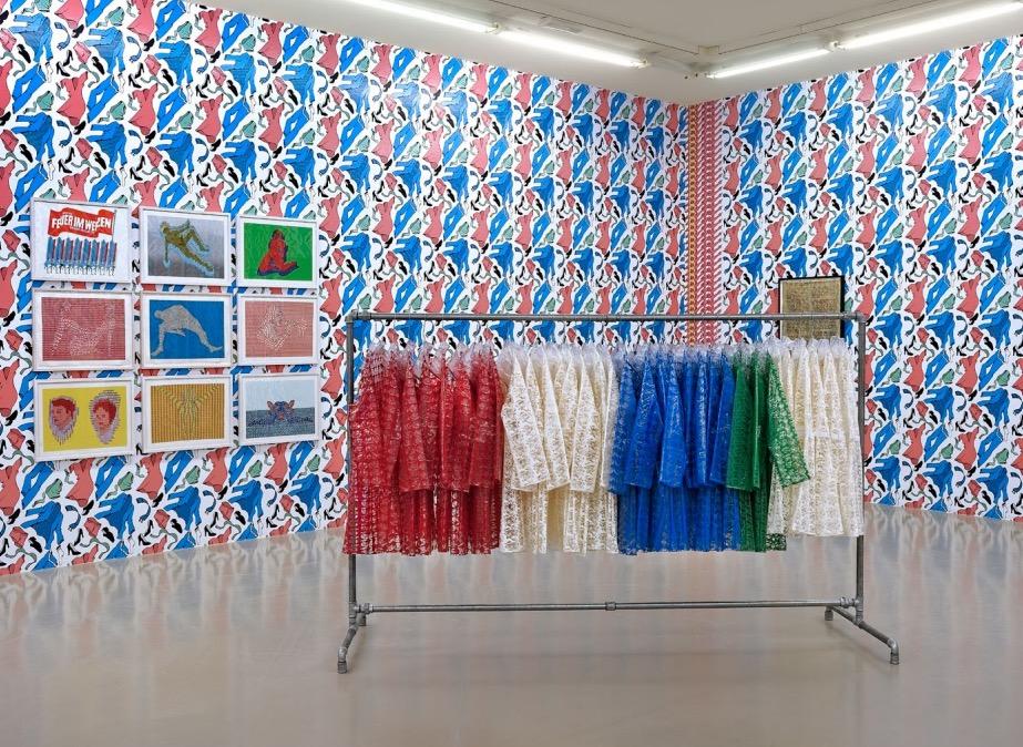 Thomas Bayrle à l'Institut d'Art Contemporain de Lyon / Villeurbanne.