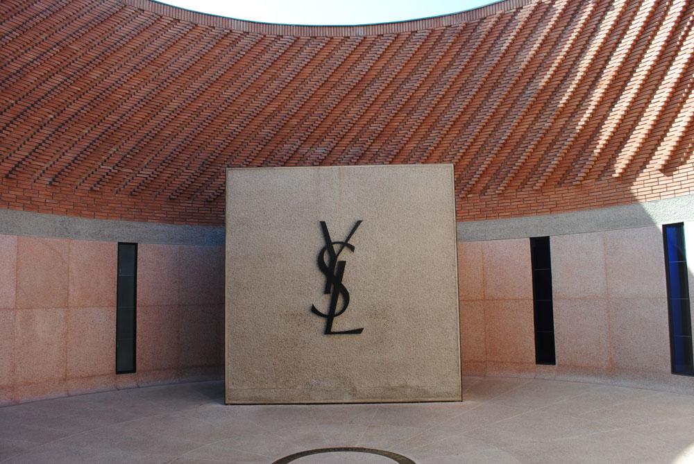 Musée Yves Saint Laurent dans le quartier de Guéliz à Marrakech - Photo de Jr Harris