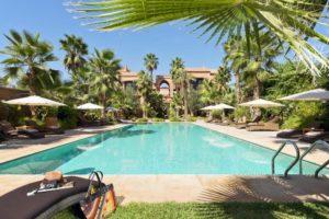 5 Hotels au luxe inouie autour de Marrakech : A partir de 95 euros