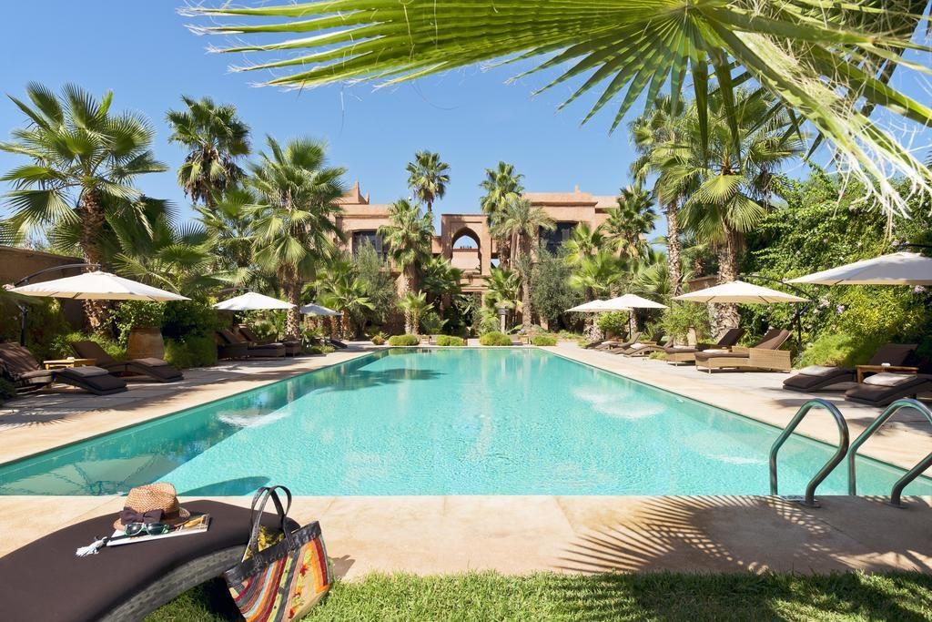 5 Hotels au charme inouie autour de Marrakech : A partir de 95 euros