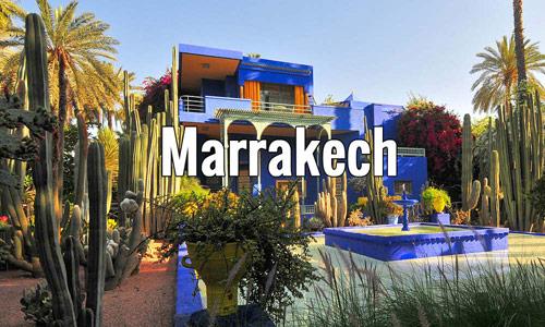 City-guide de Marrakech - Photo de Viault