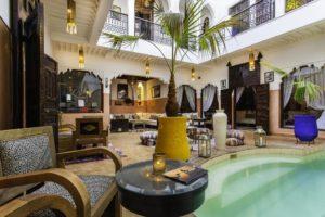 7 jolis hôtels à Marrakech pas chers ! A partir de 67 euros