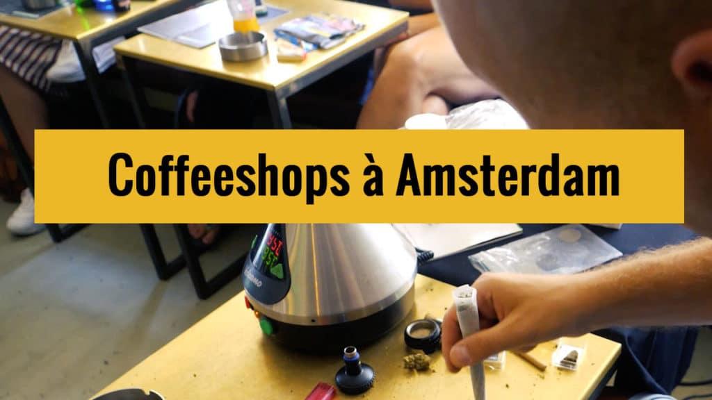 Coffeeshops à Amsterdam sur Youtube.