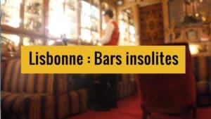 9 bars insolites à Lisbonne : Cocktail, microbrasserie, au bord de l'eau..