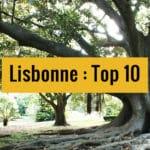Lisbonne incontournable : Le meilleur de la capitale du Portugal