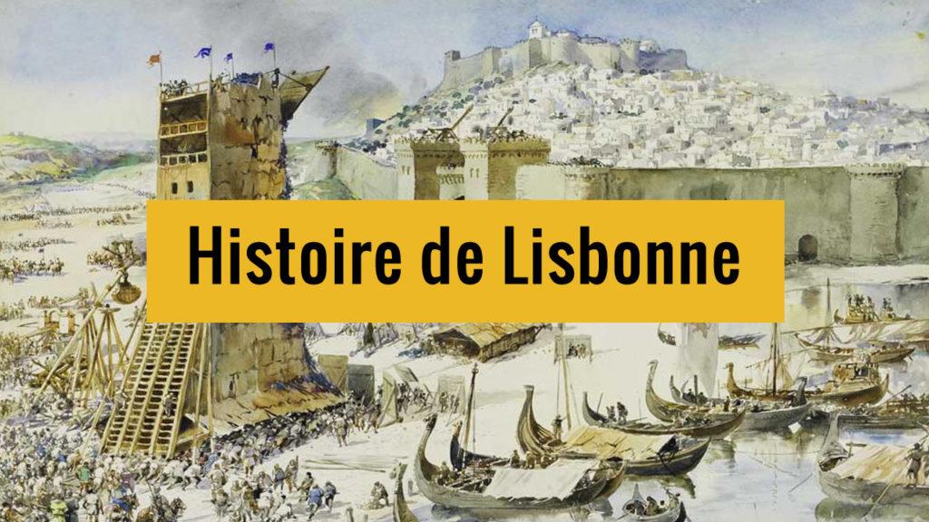 Histoire de Lisbonne sur Youtube.