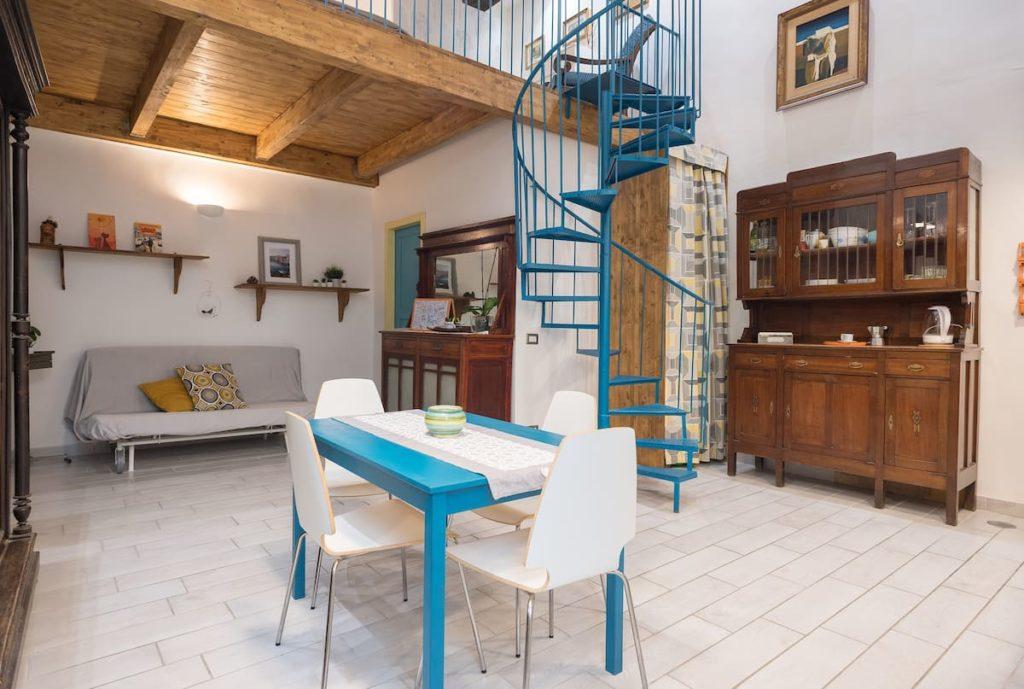 Airbnb à Naples : Appart à louer dans le centre historique.
