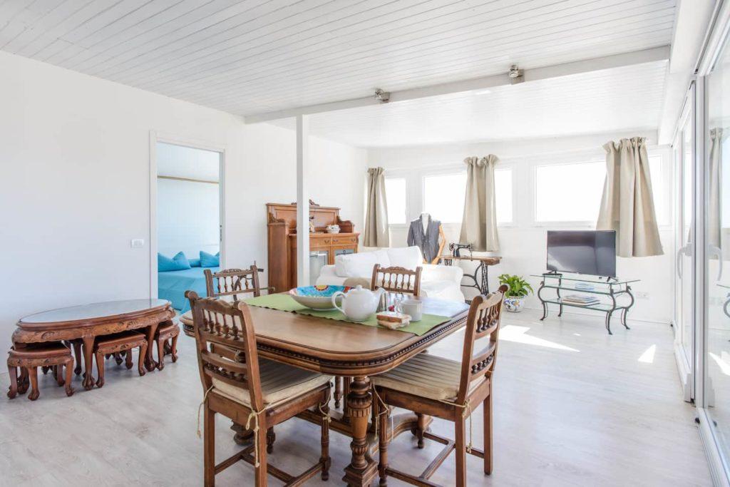Airbnb à Naples : Bel appartement à louer.