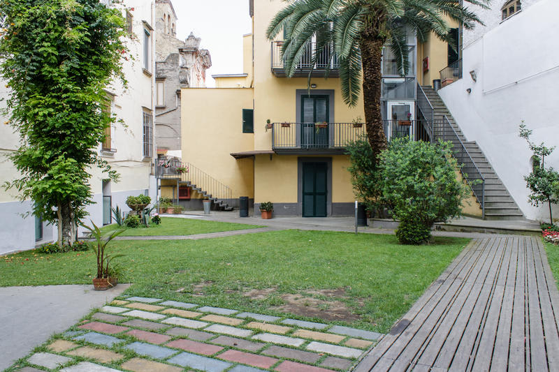 Hostel Controra, auberge de jeunesse à Naples.