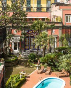 7 Hotels de luxe à Naples : Moderne, classique et arty