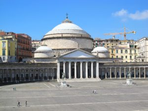 San Ferdinando à Naples, quartier royal de la capitale méridionale