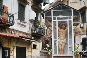 Quartier de Sanita/Materdei à Naples : RDV avec la mort