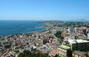 Quartiers Chiaia / Mergellina à Naples : Beaux quartiers au bord de mer
