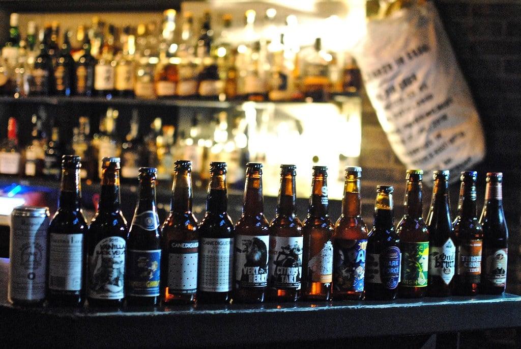 7 bars à bières à Naples : Boire et manger