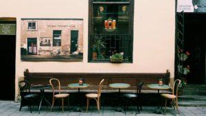Nowa Prowincja, Salon de thé à Cracovie [Vieille Ville]