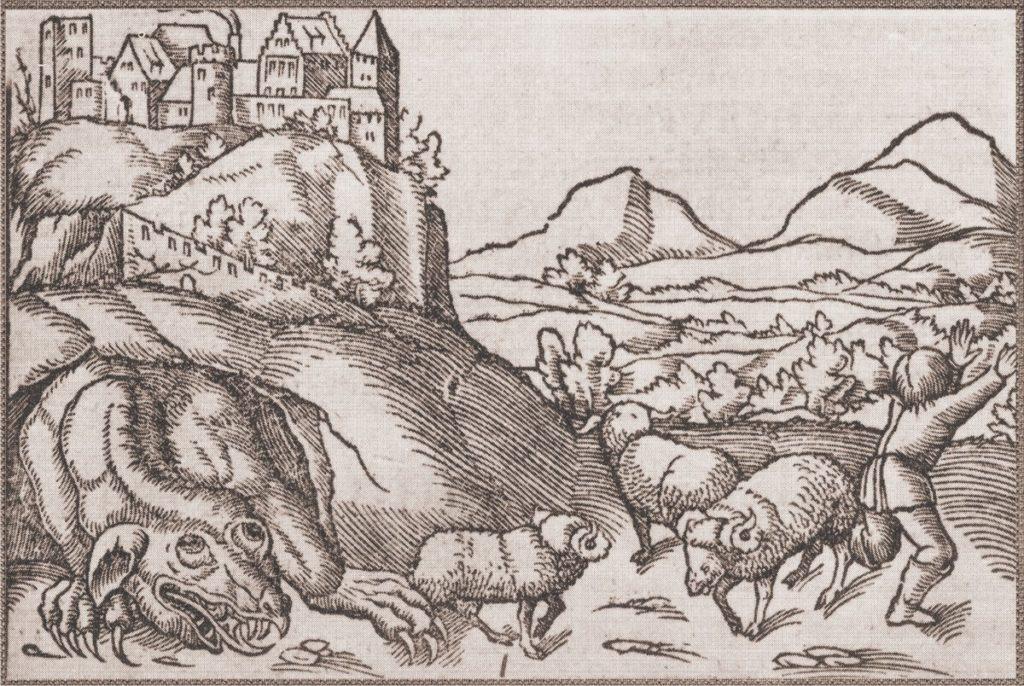 Légende du dragon de Wawel à Cracovie