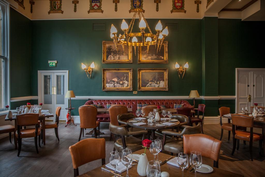> Bienvenue dans le luxueux Macdonald Randolph Hotel à Oxford.