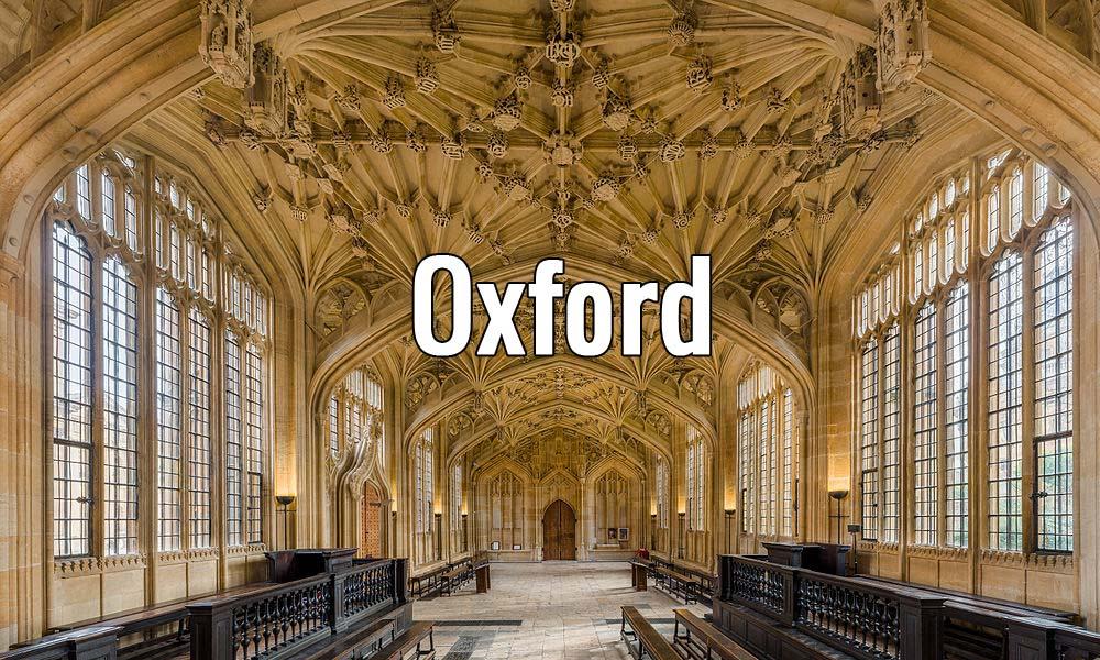 Visiter Oxford en Angleterre : 57 lieux à découvrir !