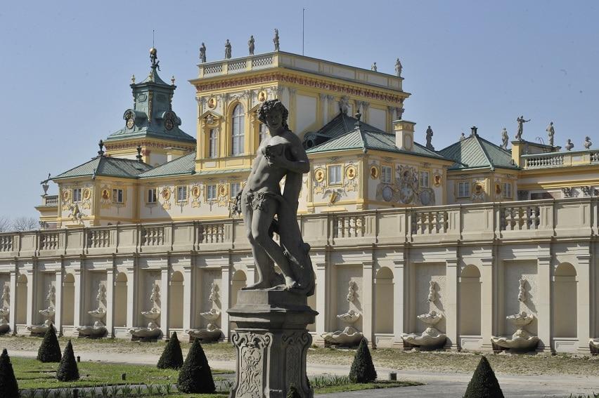 Palais de Wilanów à Varsovie : Indispensable visite ? [Wilanów]