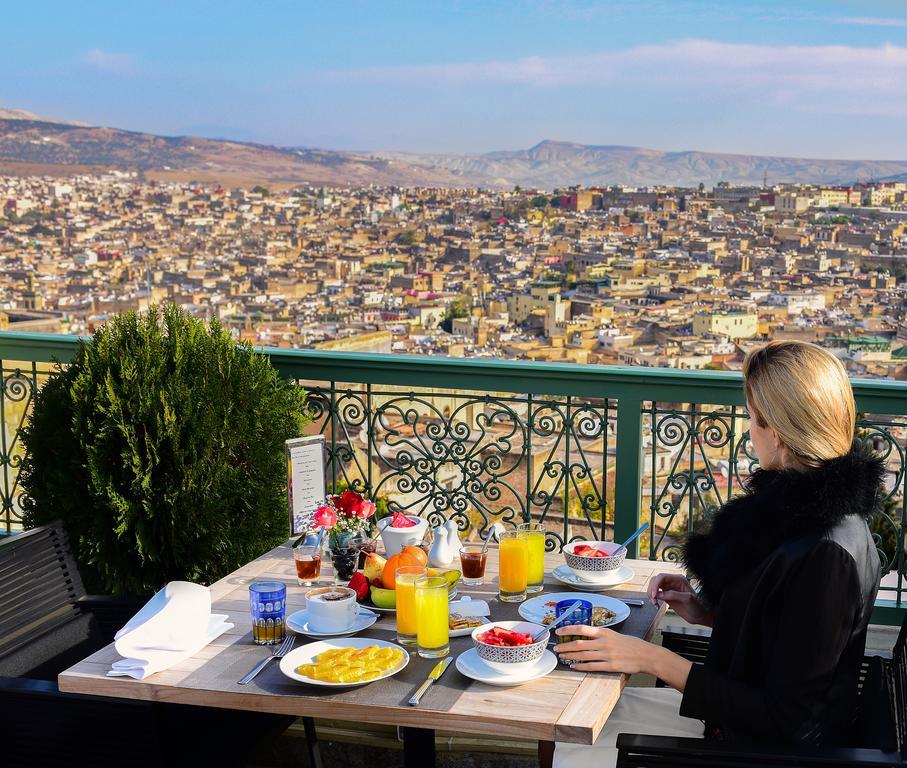 Palais Faraj Suites & Spa à Fès : L'une des vues les plus exceptionnelles que vous pourrez avoir.