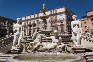 Vieux Palerme, superbe centre historique de Palermo