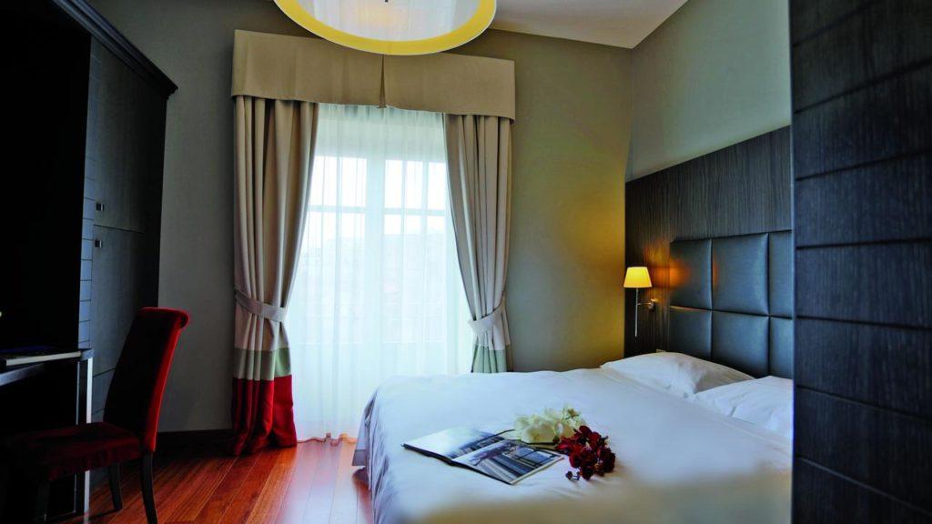 Hotel de luxe à Palerme : Hotel Porta Felice & Spa.