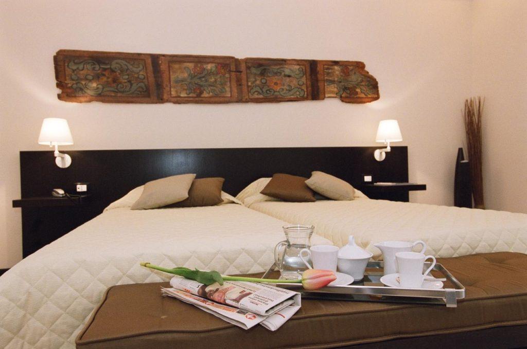 Hotel de charme Ucciardhome à Palerme.
