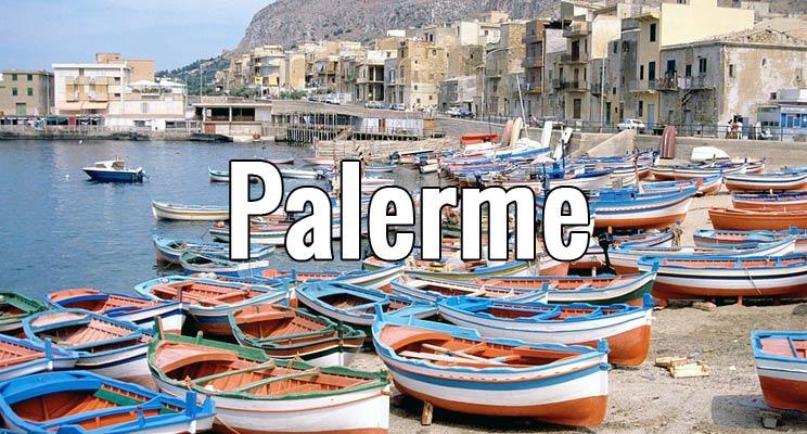 Visiter Palerme - Tourisme en Sicile : Que voir et faire en 2, 3 jours [2017]