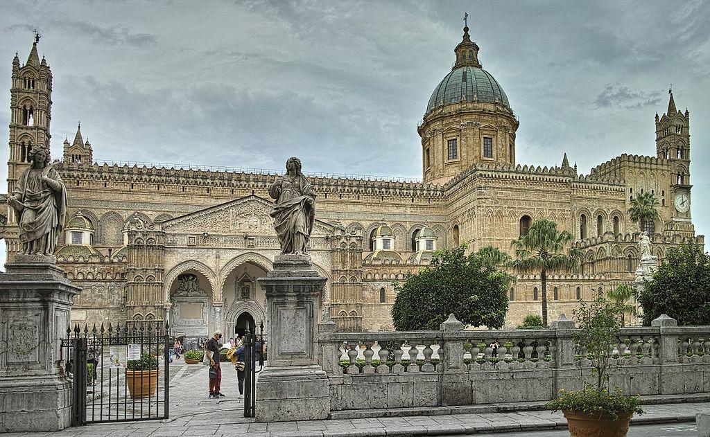 Monument : Cathédrale de Palerme - Photo d'Elisauer