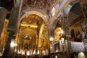Chapelle palatine de Palerme : Incontournable beauté [Vieille Ville]
