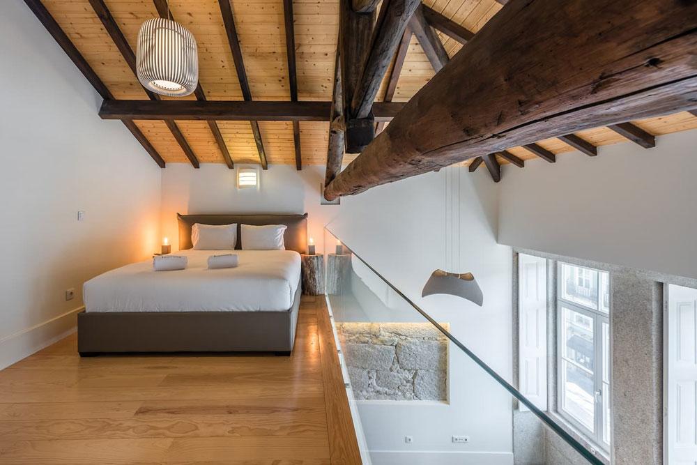 Airbnb à Porto : Bel appart à louer.