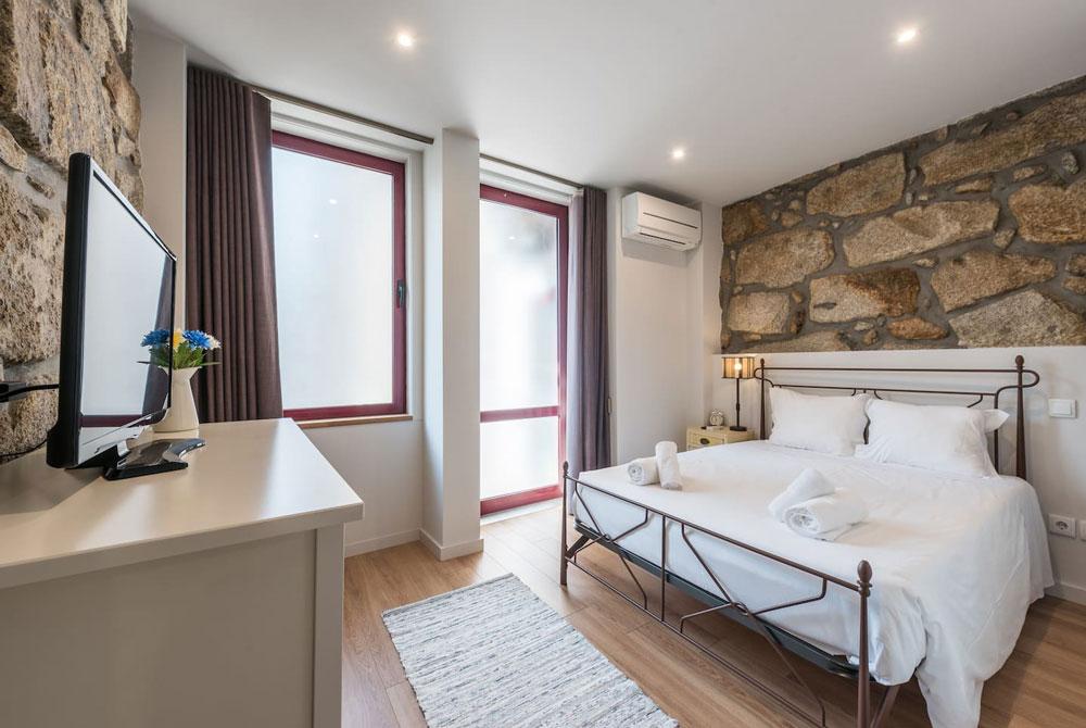 Airbnb à Porto : Location d'appartement dans le centre.