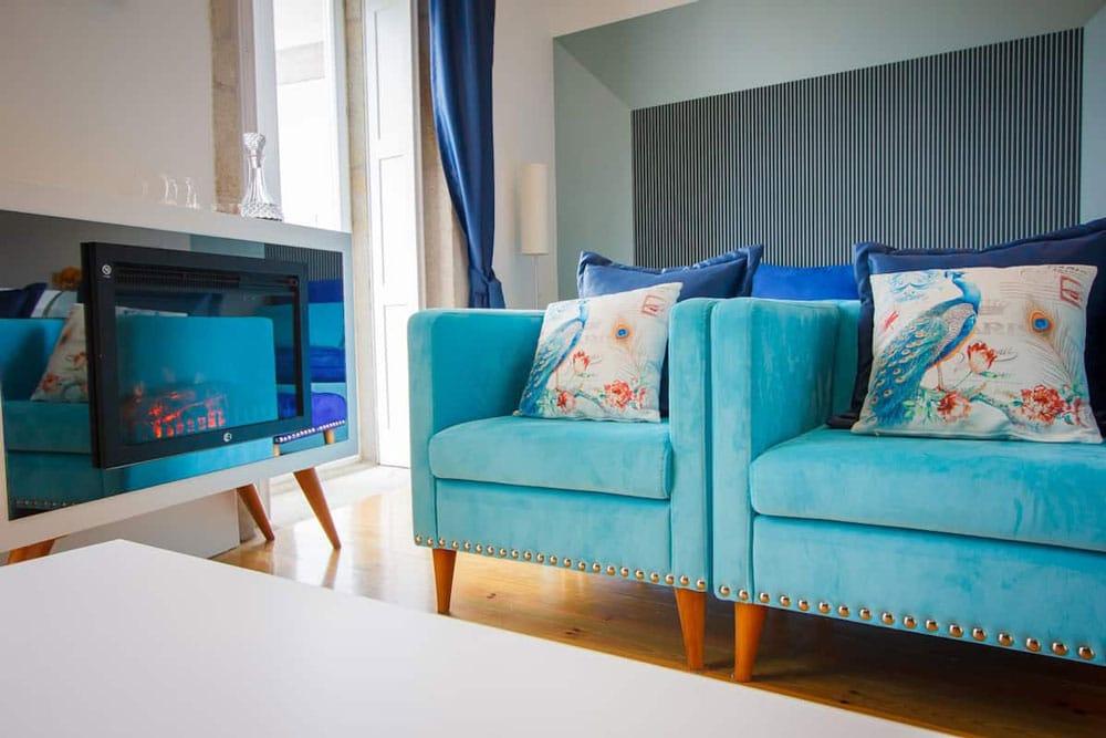 Airbnb à Porto : Appart chic à louer.