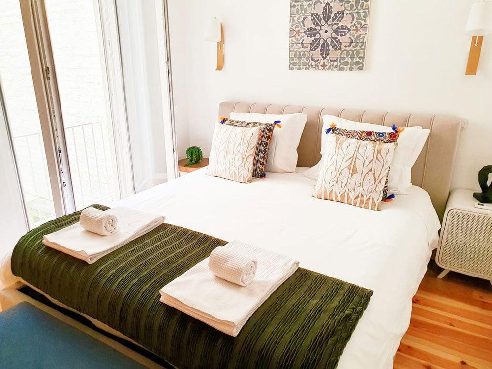Airbnb à Porto : Hébergement insolite et charmant.