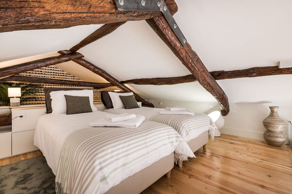 Airbnb à Porto : Bel appartement dans le centre.