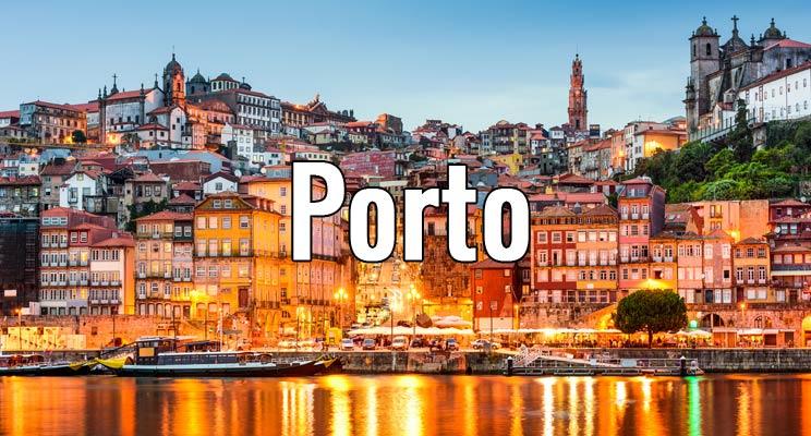 Visiter Porto - Tourisme au Portugal : Que voir et faire en 2, 3 jours [2017]