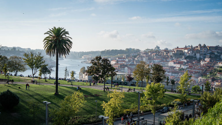 Top 10 de Porto : Jardin do Morro à Nova Vila de Gaia - Photo de Cut and Cotton