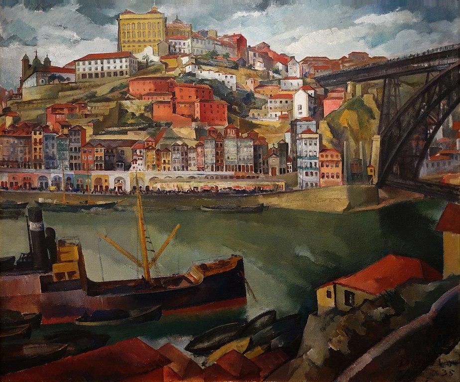 """""""Porto d'avant et maintenant"""" au Museu Nacional de Soares dos Reis de Porto."""