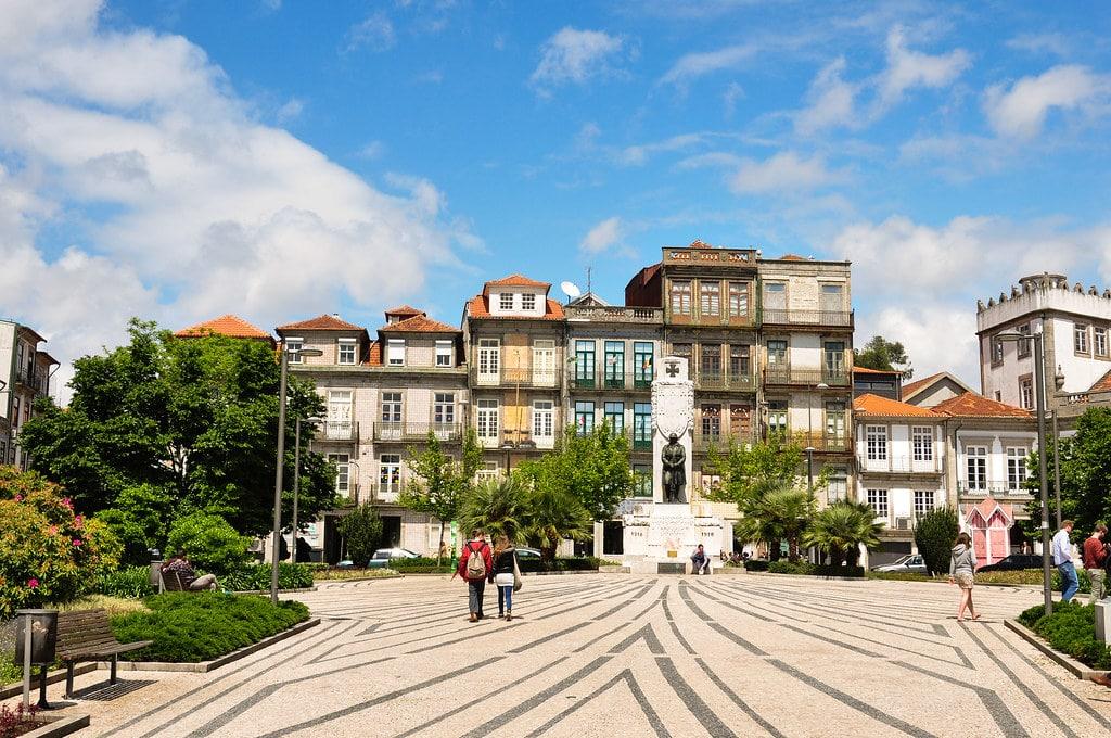 Quartier de Cedofeita à Porto : Créatif, mignon et hipster